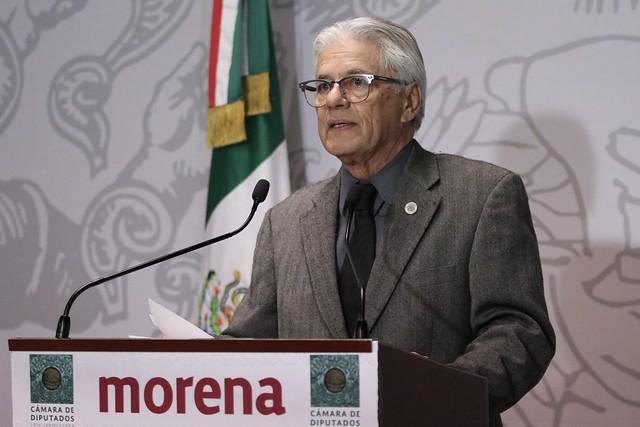 05/03/2020 Conferencia de prensa Dip. Mario Imael Moreno Gil