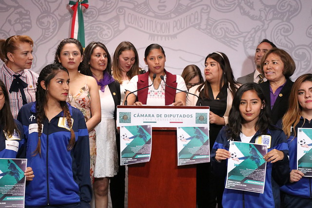05/03/2020 Conferencia de Prensa Dip. Celeste Ascencio Ortega