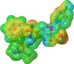 Remdesivir molecule