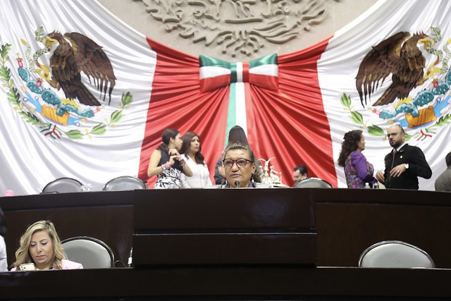 05/03/2020 Tribuna Diputada María Chávez