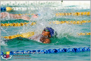 WBHS Swimming: Newlands Gala