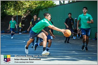 WBHS Inter-House: Senior Basketball