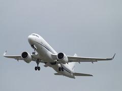 G-KELT Airbus A320-251N(ACJ) (Acropolis Aviation Ltd)