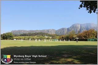 WBHS Cricket: U14A vs Affies