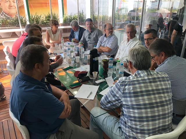 06/03/2020 Reunião com entidades do agro sobre a estiagem Expodireto-Cotrijal