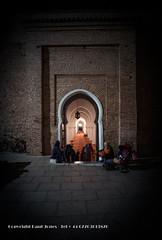 Snapshot of Marrakesh Medina