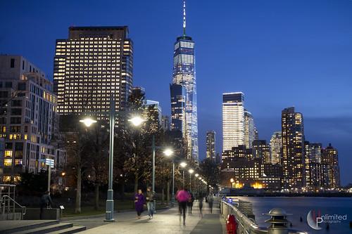 One World Trade Center Blue Hour