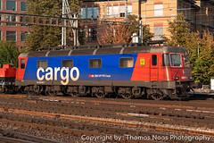 SBB Cargo, 620 042-2 : Monthey