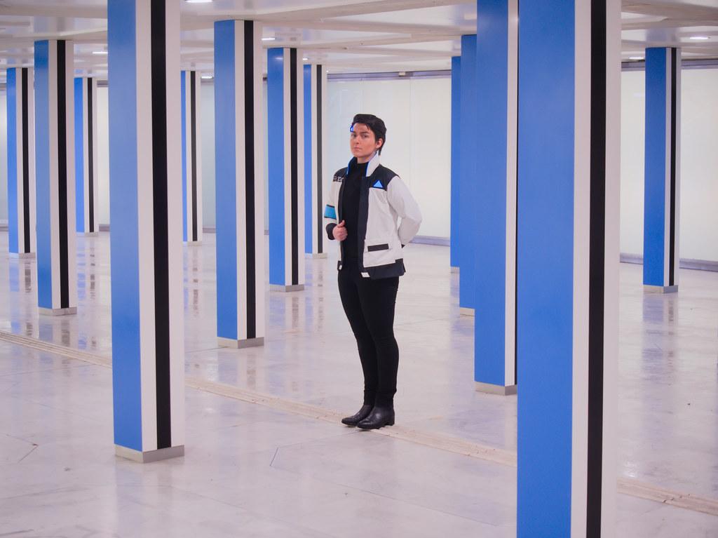 related image - Shooting Detroit Become Human - La Défense -2020-01-27- P1999493