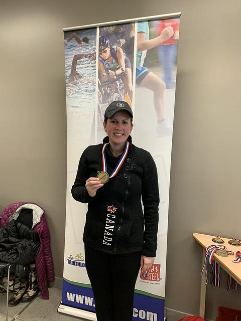 Subaru of Charlottetown Indoor Triathlon / Duathlon 2020