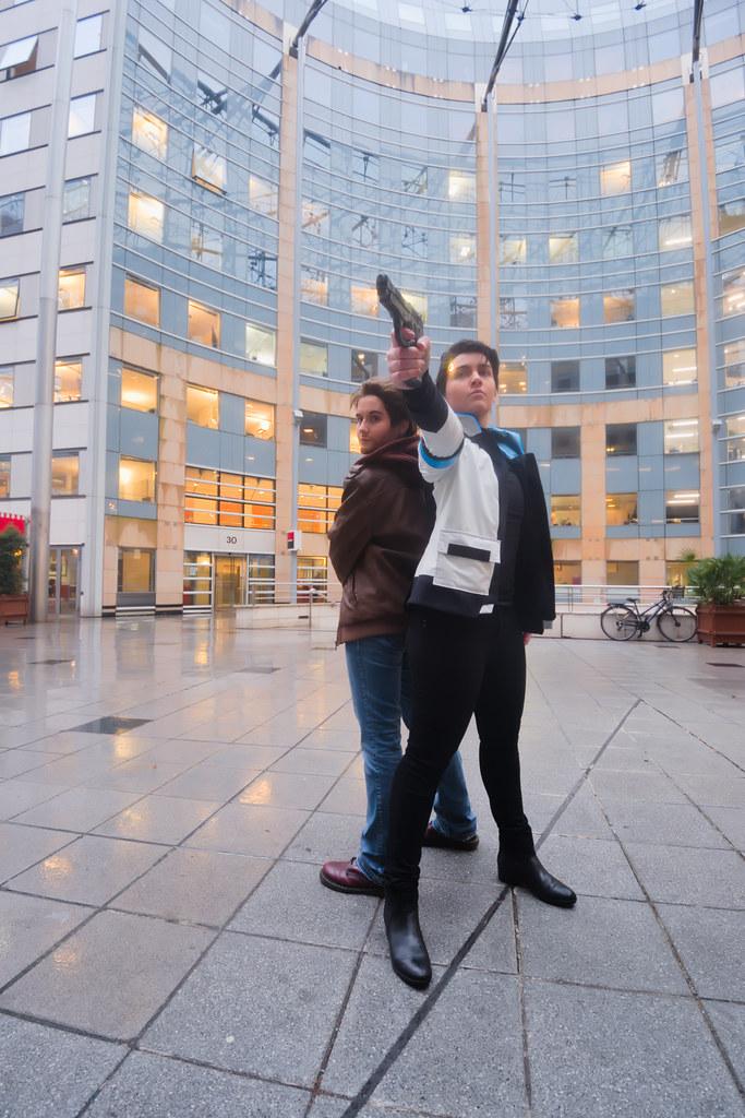 related image - Shooting Detroit Become Human - La Défense -2020-01-27- P1999464