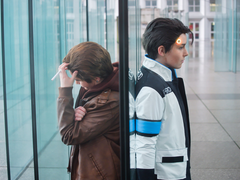 related image - Shooting Detroit Become Human - La Défense -2020-01-27- P1999471