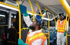 MTA Implements Enhanced Sanitizing Measures