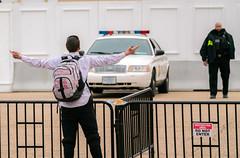 Daring Secret Service to Shoot Him