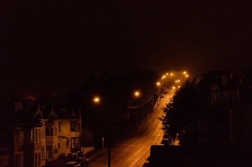 High Street Night