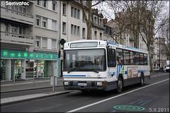 Renault PR 112 – CAT – Connex Ligéria (Compagnie des Autocars de Touraine) (Veolia Transport) n°6273 / Fil Bleu n°941