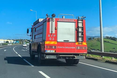Bombeiros Voluntários Ponta Delgada - ATP 03
