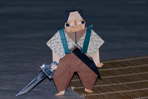 Origami Samurai (Jun'ichiro Ota)