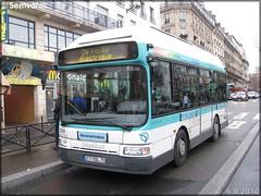 Gépébus Oréos 55 E – RATP (Régie Autonome des Transports Parisiens) / STIF (Syndicat des Transports d'Île-de-France) n°310