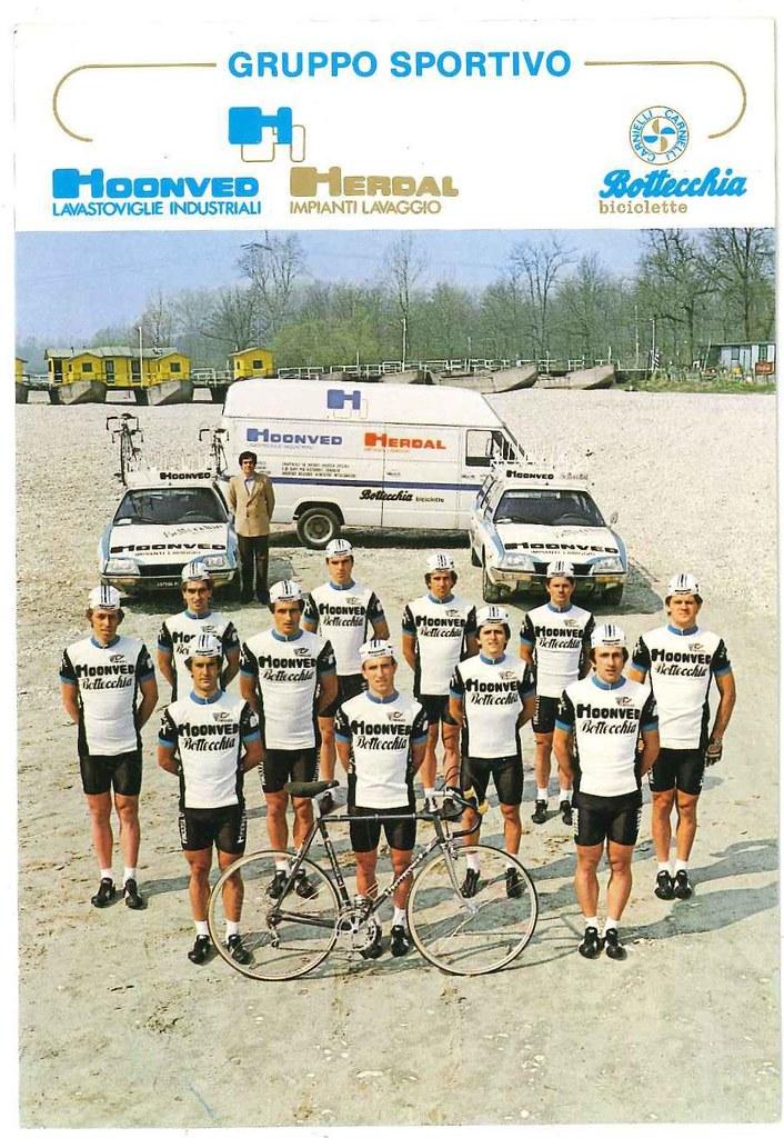 G.S. Hoonved - Bottecchia 1980