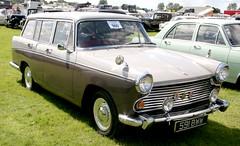 591BWW Morris Oxford Traveller Lincs rally 170819