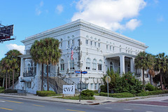German-American Club Building, Ybor City, Tampa