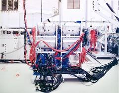 Cabling used during testing of ESA's BepiColombo spacecraft [(ESA-ESTEC, Noordwijk, The Netherlands] (2013-2015) - Edgar Martins (1977)
