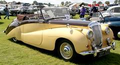 227XUG 1952 Daimler Lincs rally 170819