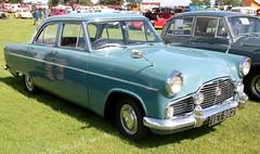 VET982 1960 Ford Zephyr Lincs Steam Rally 170819