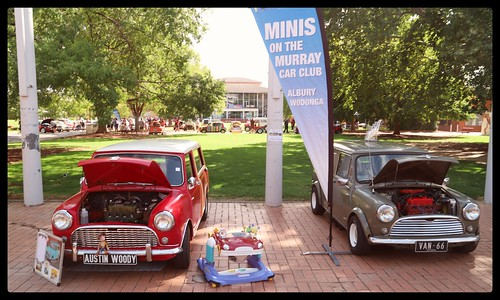 Minis On The Murray