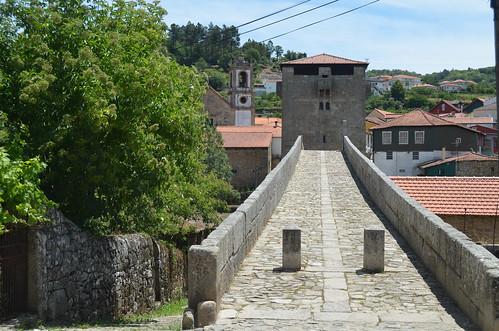Ponte Fortificada de Ucanha I