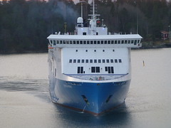 RoRo/RoPax ships