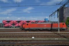 Trein in het station Almelo (136FJAKA_3515)