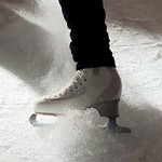 2020, 8 maart, kunstrijden op ijs.