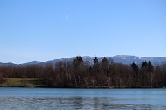 Lake panorama V