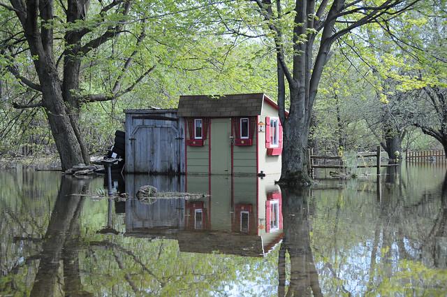 Inondation St-Blaise