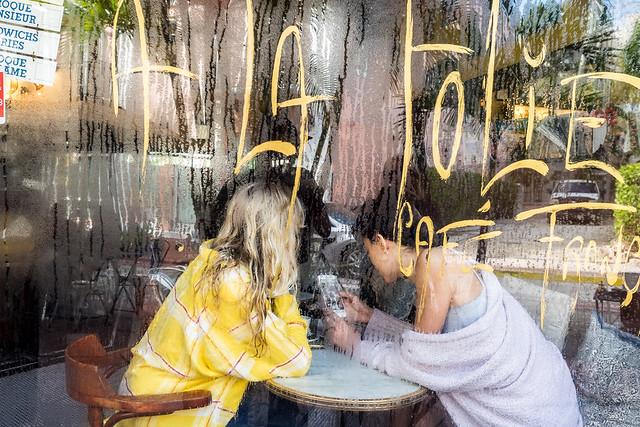 À la Folie, Café