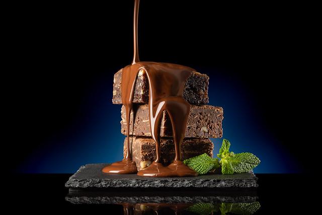 Coulis de chocolat