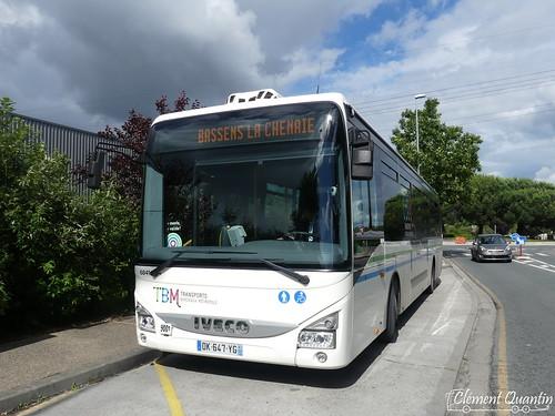 IVECO Crossway LE - 6841 - Citram Aquitaine