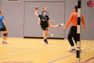 I. Damen vs SV Holdorf