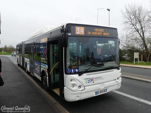 IRISBUS Citelis 18 GNV - 2646 - Keolis Bordeaux Métropole