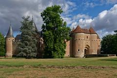 Cher - Château et Jardins d'Ainay le Vieil