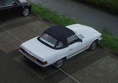 1982 Mercedes-Benz 380 SL (R107)