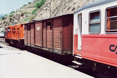 Train to Mirandela