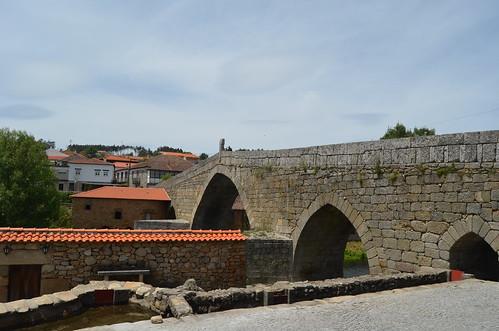 Ponte Fortificada de Ucanha VIII