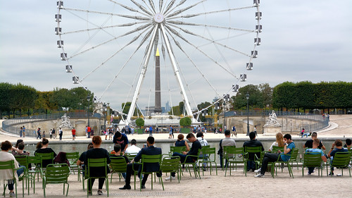 An Afternoon in the Tuileries (21)