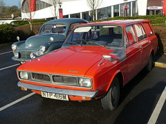 Hillman Hunter DL1725 Estate (1973)