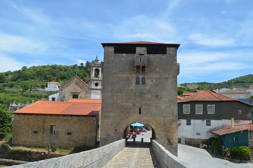 Ponte Fortificada de Ucanha VII
