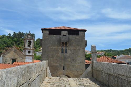Ponte Fortificada de Ucanha VI