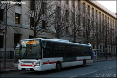 Iveco Bus Urbanway 12 – Keolis Lyon / TCL (Transports en Commun Lyonnais) n°2745